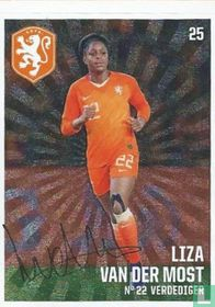 Liza van der Most