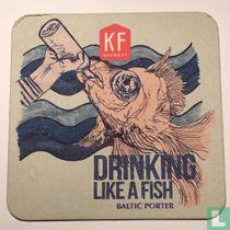 Drinking like a fish