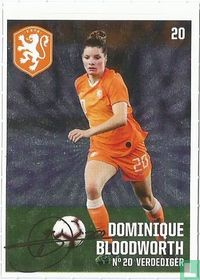 Dominique Bloodworth