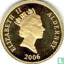 "Alderney 1 pound 2006 (PROOF) ""Charles Dickens"""