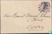 Voorfrankerde Brief