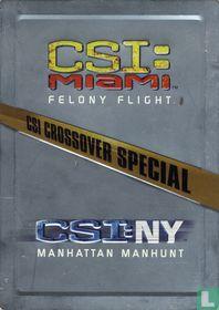 CSI Crossover Special - Felony flight + Manhattan Manhunt