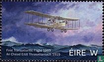 First transatlantic flight 100 years