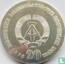 """DDR 20 mark 1978 """"175th anniversary Death of Johann Gottfried Herder"""""""
