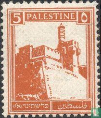Citadel van Jeruzalem en Davidstoren