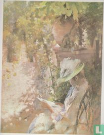 Lezende vrouw 1888