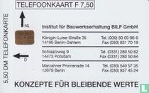 Institute für Bauwerkserhaltung BILF GmbH