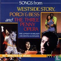 Songs from Westside Story, Porgy & Bess and The Three Penny Opera