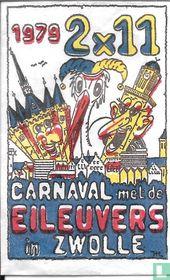 Carnaval met de Eileuvers in Zwolle