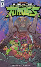 Rise of theTeenage mutant Ninja Turtles 1