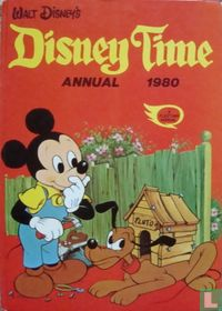 Disney Time Annual 1980