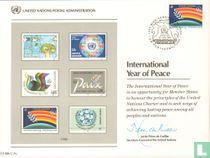 Int. Jaar van de Vrede