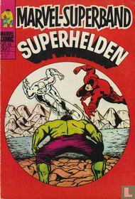 Marvel-Superband Superhelden