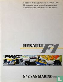 Renault F1 San Marino