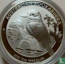 """Australië 10 dollars 2019 """"Kookaburra"""""""