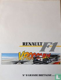 Renault F1 Grande Bretagne