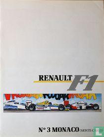Renault F1 Monaco