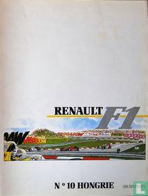 Renault F1 Hongrie