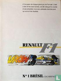 Renault F1 Brésil