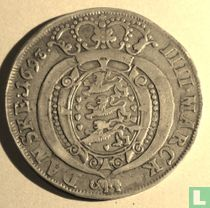 Dänemark 4 Marck 1693