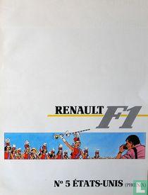 Renault F1 États-Unis