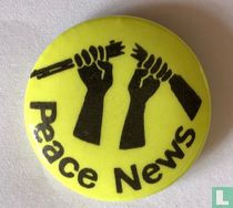Gebroken geweer - Peace news