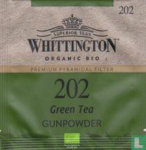 202 Green Tea Gunpowder
