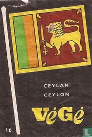 vlag Ceylon
