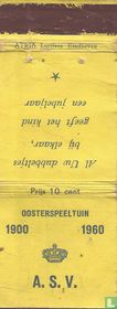 Oosterspeeltuin 1900 - 1960 A.S.V.