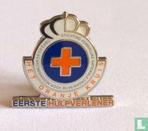 Het Oranje Kruis - Eerste hulpverlener