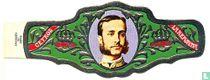Alfonso XII - Cetros - La Reforma