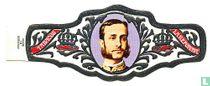 Alfonso XII - Tabacos - La Reforma