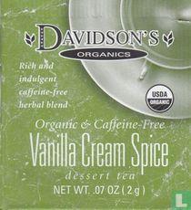 Vanilla Cream Spice