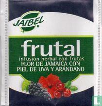 Flor de Jamaica con Piel de Uva Y Arandano
