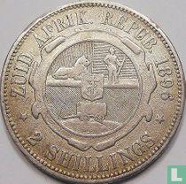 Afrique du Sud 2 shillings 1896
