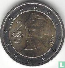 Austria 2 euro 2020