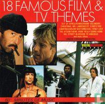 18 Famous Film & TV Themes