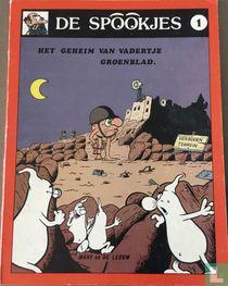 Het geheim van vadertje Groenblad - Dummy