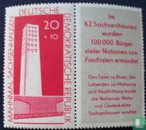 Nationale Mahn- und Gedenkstätte Sachsenhausen