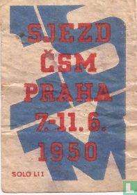 Sjezo CSM Praha