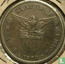 Filipijnen 1 peso 1908