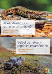 Beleef de natuur - reptielen en amfibieën