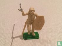 Gallic warrior