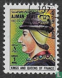 Koning Lodewijk X1