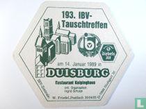 193. IBV-Tauschbörse