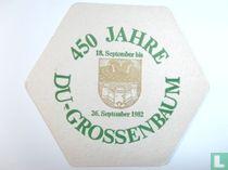 450 Jahre DU-Grossenbaum