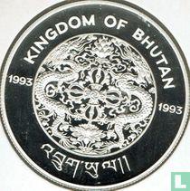 "Bhutan 300 ngultrums 1993 (PROOF) ""Takin"""