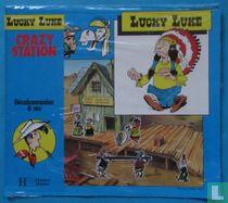Lucky Luke Crazy Station