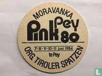Moravanka Pink 80