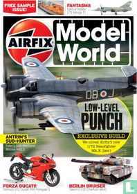 Airfix Model World 0  Free sample issue